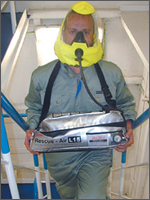 Emergency Breathing Apparatus | EEBD  SCBA