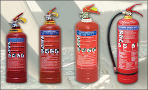 Boat Fire Fighting Equipment